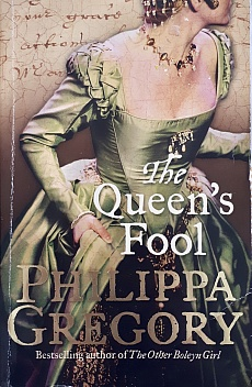 Книга The Queen's Fool
