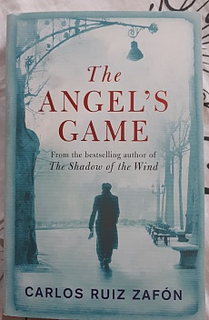 Книга The angel's game