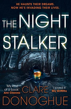 Книга The night stalker