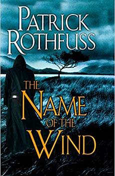 Книга The name of the wind