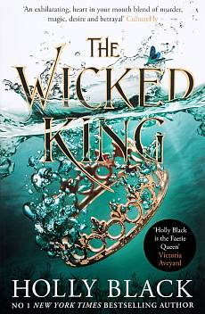 Книга The Wicked King