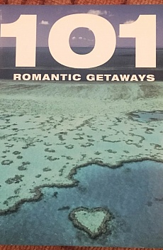 Книга 101 romantic getaways