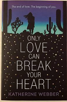 Книга Only love can break your heart
