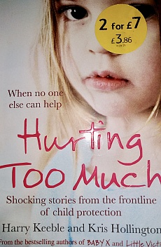 Книга Hurting too much