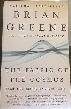 Книга The Fabric of the Cosmos