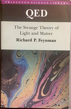 Книга QED: The Strange Theory of Light and Matter