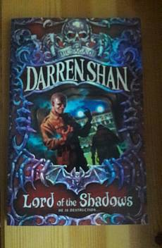 Книга The saga of Darren Shan: Lord of the Shadows