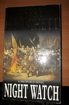Книга Night watch