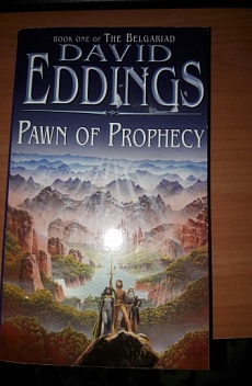 Книга Pawn of Prophecy