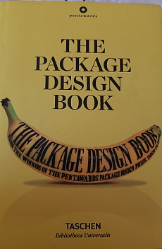 Книга The package design book