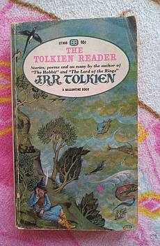 Книга The Tolkien Reader